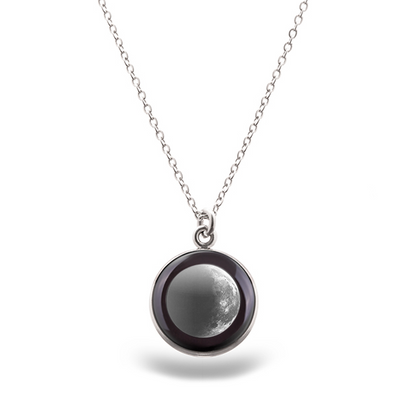 Waning Crescent I Luna Necklace