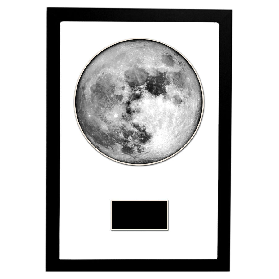 "Full Moon 12"" x 18"" Moon Phase Art"