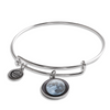 New Moon Luna Bangle Bracelet