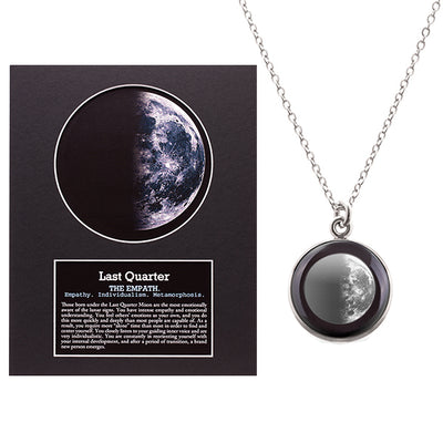 Last Quarter Your Birth Moon Gift Set