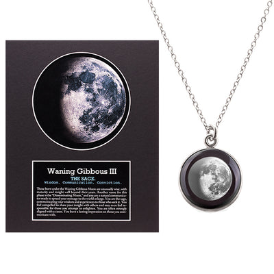 Waning Gibbous III Your Birth Moon Gift Set