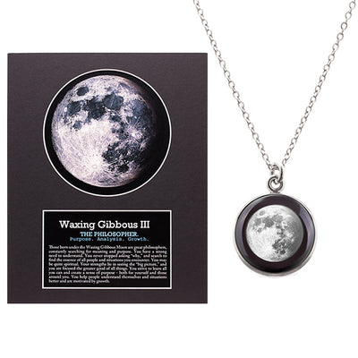 Waxing Gibbous III Your Birth Moon Gift Set