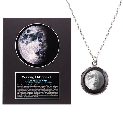 Waxing Gibbous I Your Birth Moon Gift Set