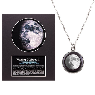 Waxing Gibbous II Your Birth Moon Gift Set