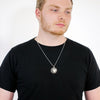 Waxing Gibbous I Gravity Necklace