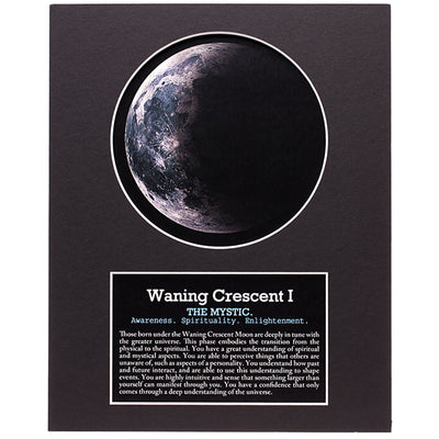Waning Crescent I Your Birth Moon Gift Set