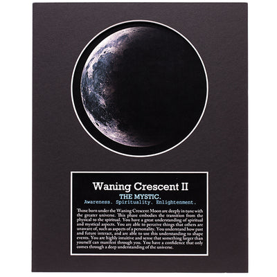Waning Crescent II Your Birth Moon Gift Set