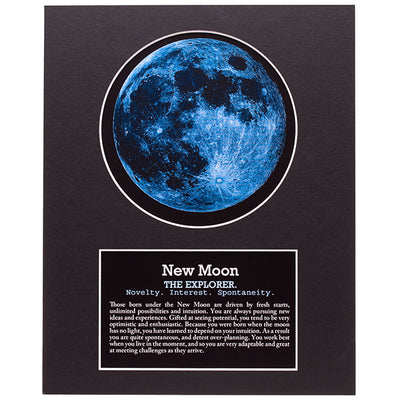New Moon Your Birth Moon Gift Set