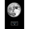 "Waning Gibbous I 12"" x 18"" Moon Phase Art"