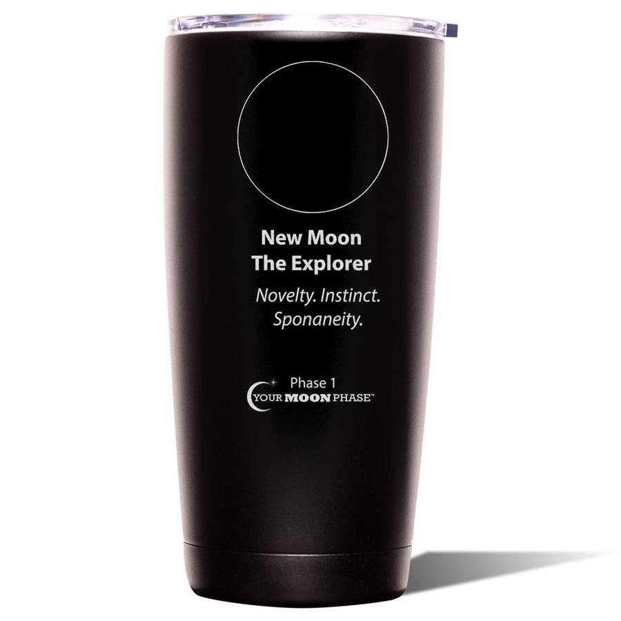New Moon Lunar Tumbler