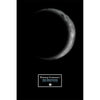 "Waxing Crescent I 12"" x 18"" Moon Phase Art"