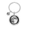 Full Moon Keychain