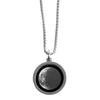 Waning Crescent I Gravity Necklace
