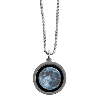 New Moon Gravity Necklace