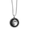 Waxing Gibbous II Gravity Necklace