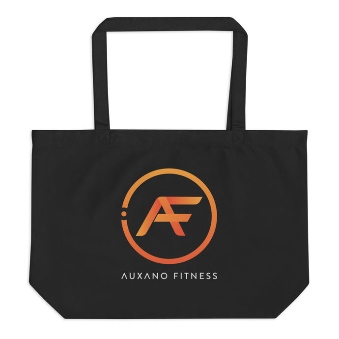 Auxano Fitness AF Large organic tote bag
