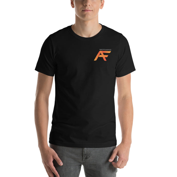 Auxano Fitness AF Short-Sleeve Unisex T-Shirt