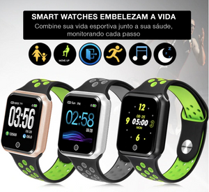 Smart Watch Serie 4 2019 a Prova d'agua