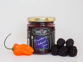 Blackberry Habanero Jam