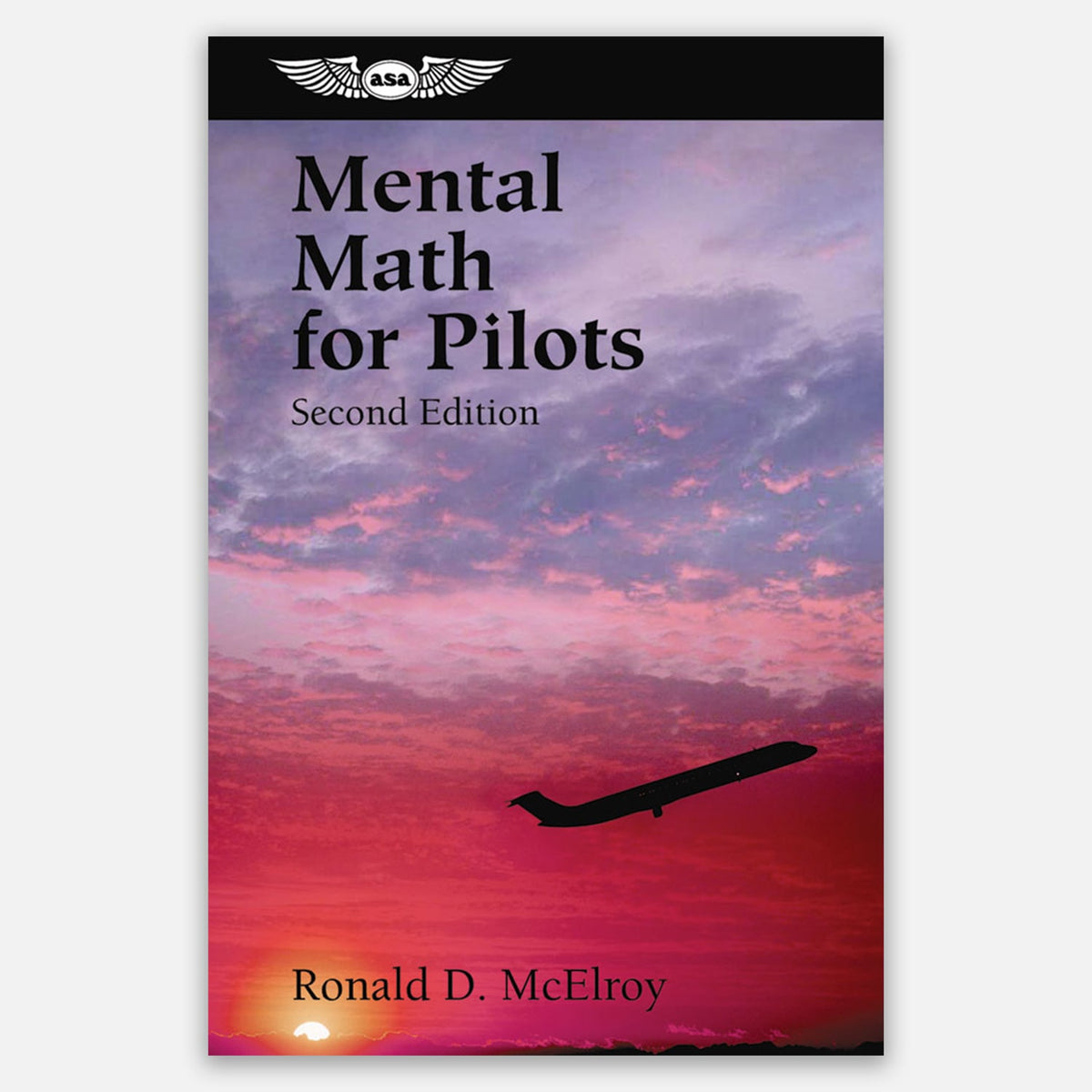 Cage Marshall Consulting Book Cover - Mental Math for Pilots