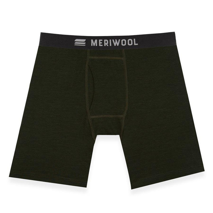 Men's Merino Wool 160 Boxer Briefs