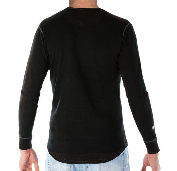 MEN'S MERINO 400 HEAVYWEIGHT CREW