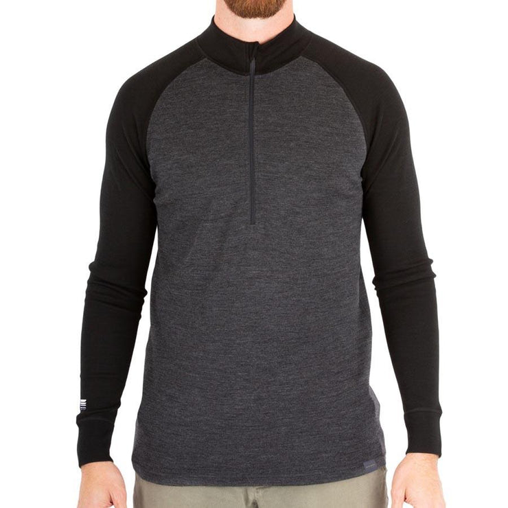 MEN'S MERINO 250 MIDWEIGHT HALF ZIP TOP