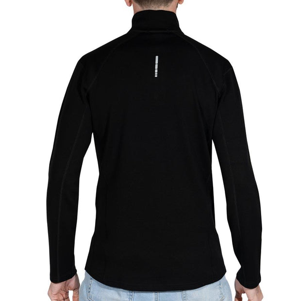 MEN'S MERINO 400 HALF ZIP SWEATER