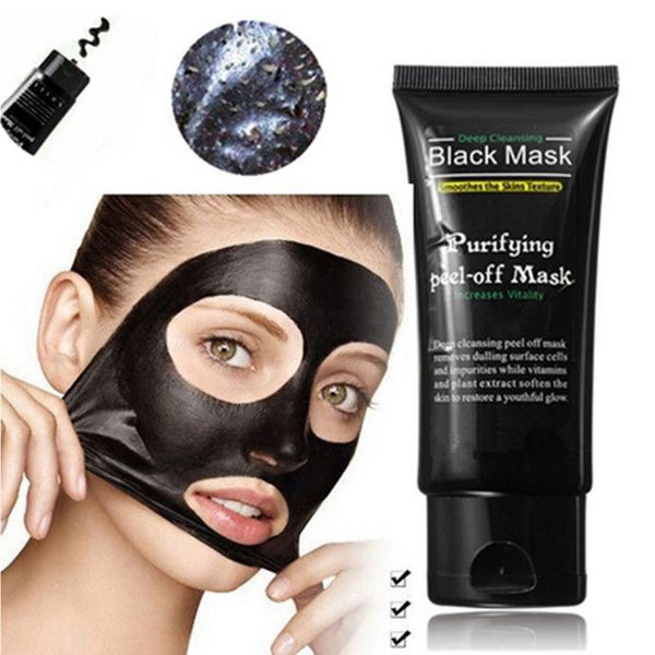 Black Mud Peel Off Face Mask
