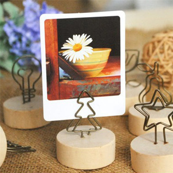 Photo Clip Picture Frame