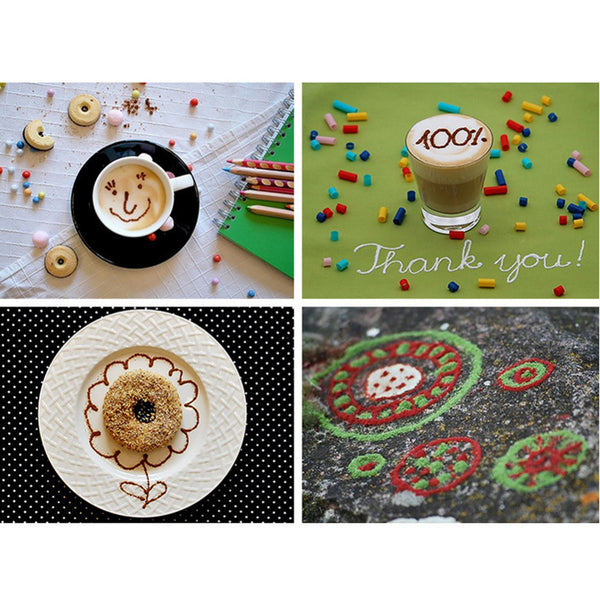 Electric Latte Art and Cake Decorating Pen - Quickway Gadgets