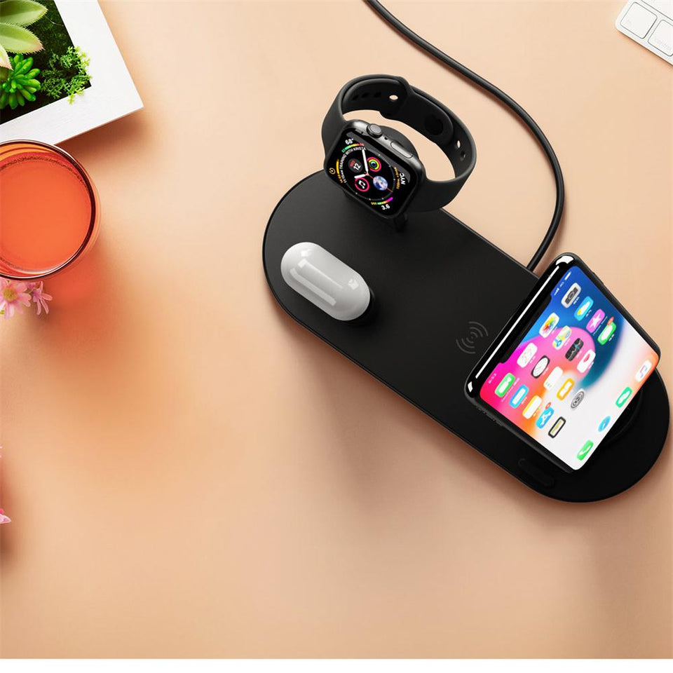 4 In 1 Smart Station - Quickway Gadgets