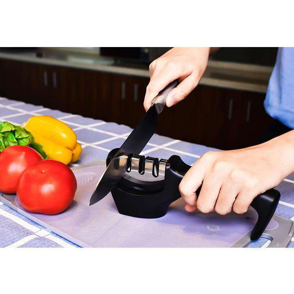 Professional Knife Sharpener - Quickway Gadgets
