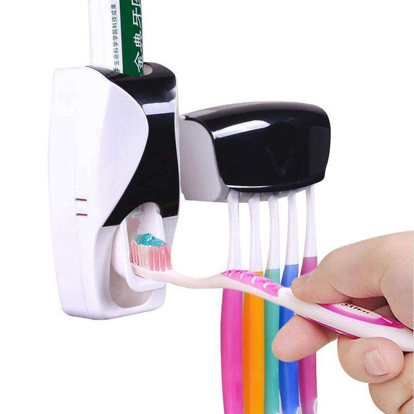 Toothpaste Dispenser - Quickway Gadgets