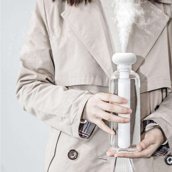 White Dismountable Air Humidifier - Quickway Gadgets