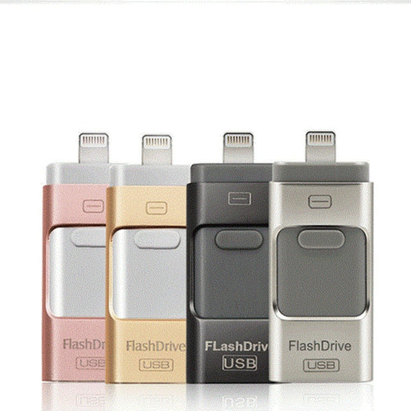 IOS Flash Drive - Quickway Gadgets