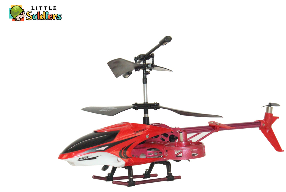 I/R Helicopter Toy For kids | Little Soldiers