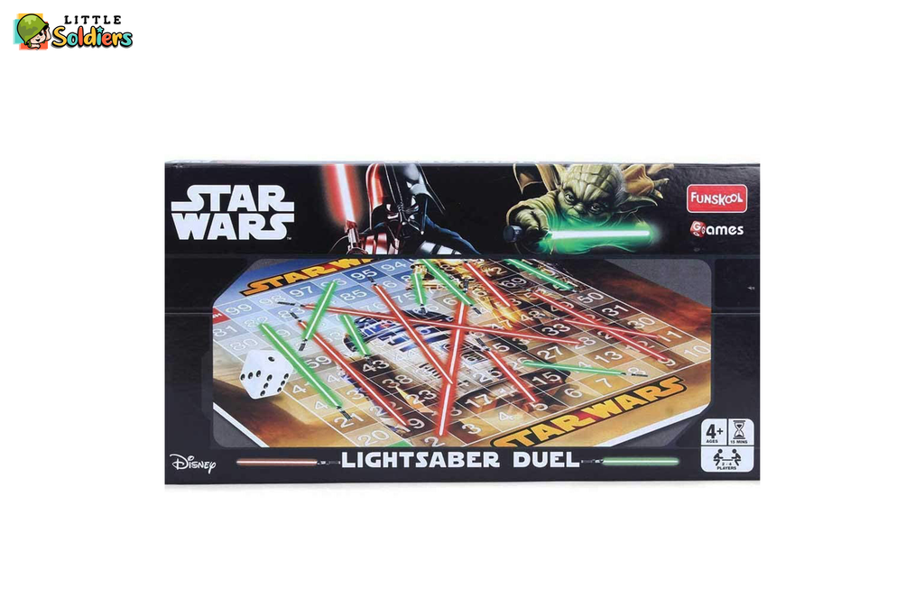 Funskool Star Wars Lightsaber Duel Board Game