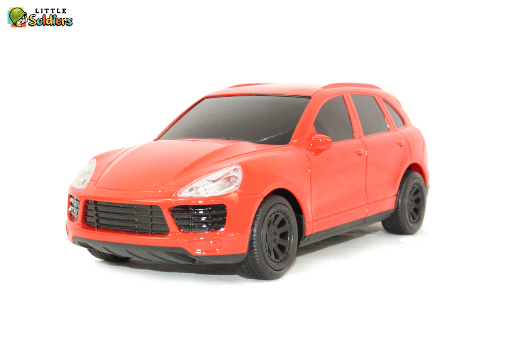 Specially Designed Model Car Remote Controlled Kids Toy Red | Little Soldiers