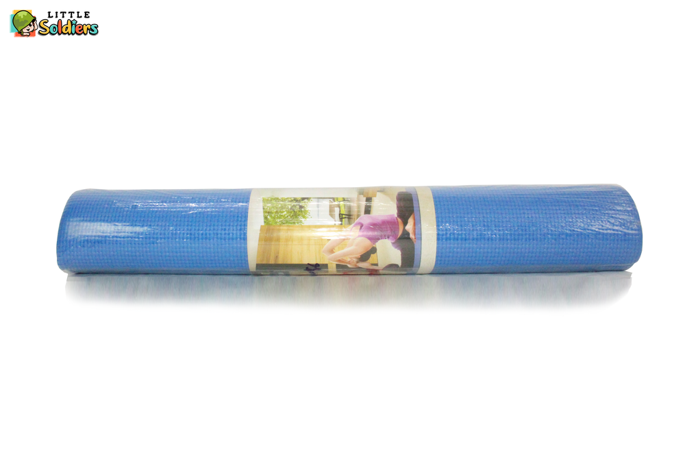 Little Soldiers Yoga Mat
