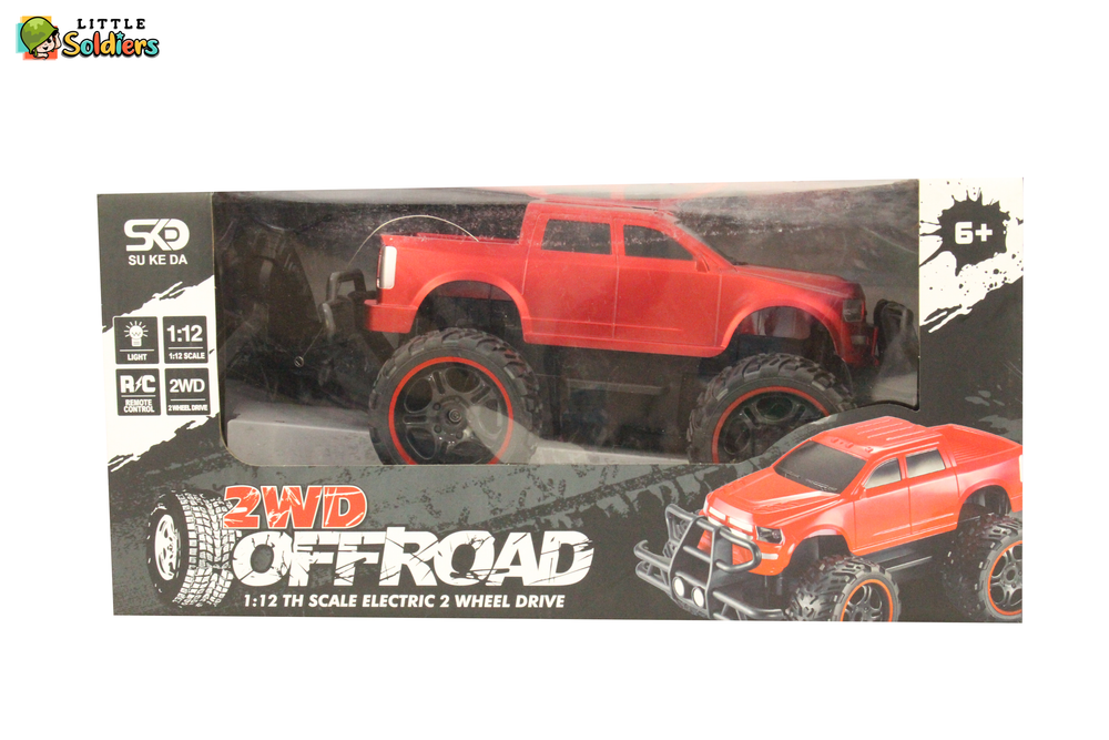 2WD OffRoad | Little Soldiers