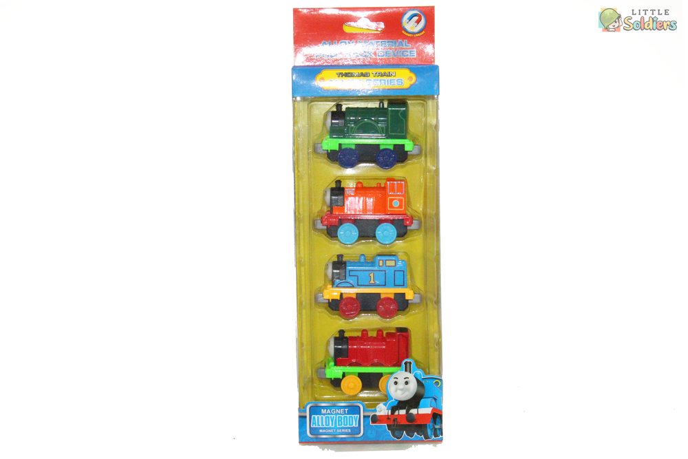 Multicolor creative train compartment toy| Little Soldiers