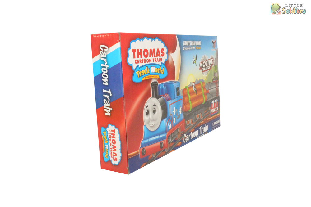 Thomas & Friends circular train tracks | Little Soldiers