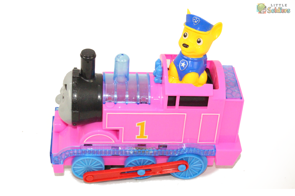 Attractive train toy with light and Music | Little Soldiers
