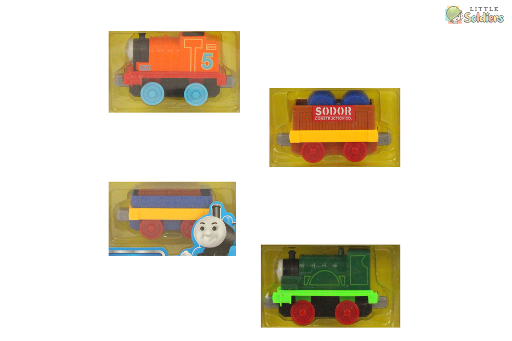 Thomas train Alloy Series | Little Soldiers