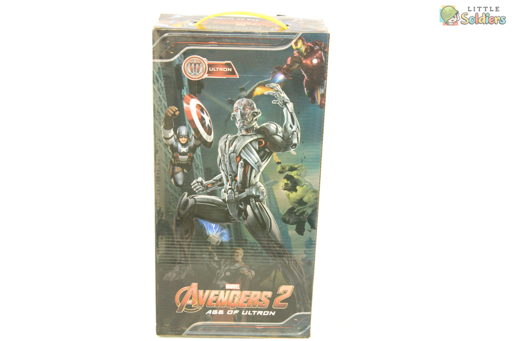 Marvel Avengers-2 (Age of Ultron) | Little Soldiers