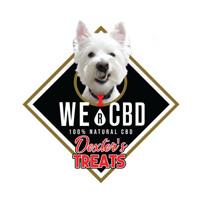 CBDRUS 100mg CBD Dog Treats - Dexter's Treats