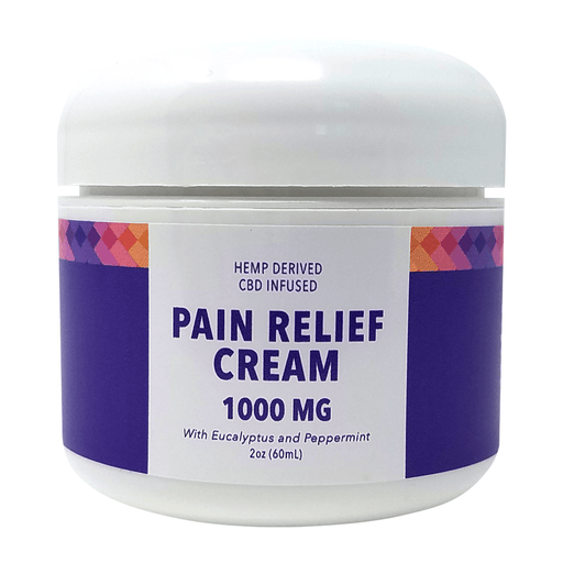 WE R CBD CBD Pain Cream - 1000mg