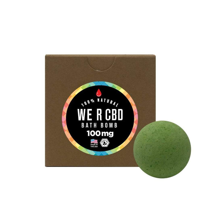 WE R CBD Dreams CBD Bath Bombs