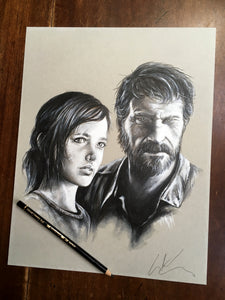 Joel & Ellie/The Last of Us/Original